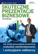 Ebook Skuteczne prezentacje biznesowe / Jan Batorski