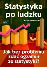 Ebook Statystyka po ludzku / Paweł Tatarzycki