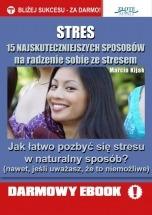 Darmowy ebook Stres / Marcin Kijak