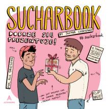 """Książka """"Sucharbook"""" + kubek - Suchar Codzienny (Myku i Fafa)"""