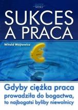 Ebook Sukces a praca / Witold Wójtowicz