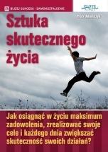 Ebook Sztuka skutecznego życia / Piotr Adamczyk