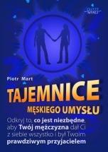 Ebook Tajemnice męskiego umysłu / Piotr Mart