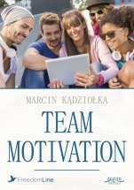 Audiobook Team Motivation / Marcin Kądziołka