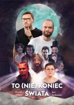 """Książka """"To (nie) koniec świata G.F. Darwin"""" - Marek Hucz & Jan Jurkowski"""
