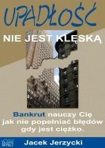 Ebook Upadłość nie jest klęską / Jacek Jerzycki