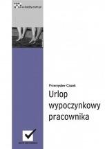 Ebook Urlop wypoczynkowy pracownika / Przemysław Ciszek