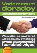 Ebook Vademecum doradcy ubezpieczeniowego / Waldemar Mielczarek