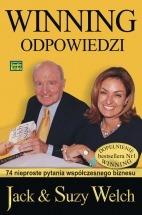 Książka Winning odpowiedzi / Jack i Suzy Welch