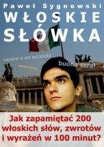 Ebook Włoskie słówka / Paweł Sygnowski