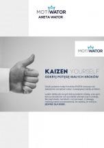 Darmowy Ebook Kaizen Yourself - odkryj potęgę małych kroków / Aneta Wątor