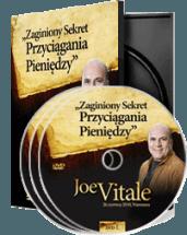 Szkolenie Zaginiony Sekret Przyciągania Pieniędzy / Joe Vitale