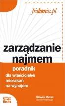 Książka Zarządzanie najmem. Poradnik dla właścicielek mieszkań na wynajem / Sławek Muturi