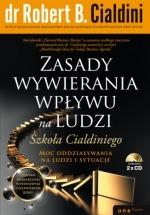 Książka Zasady wywierania wpływu na ludzi. Szkoła Cialdiniego / Robert B. Cialdini