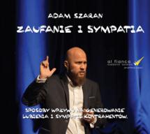 Audiobook Zaufanie i sympatia / Adam Szaran