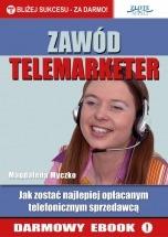 Darmowy ebook Zawód telemarketer / Magdalena Myczko