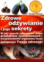 Ebook Zdrowe odżywianie i jego sekrety / Sergey Karpov
