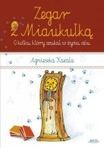 Ebook Zegar z Miaukułką / Agnieszka Kazała