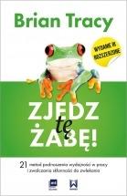 Książka Zjedz tę żabę / Brian Tracy