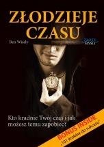 Ebook Złodzieje czasu / Ben Wisely