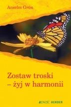 Ebook Zostaw troski - żyj w harmonii / Anselm Grün