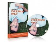 DVD ze szkolenia: Życie Pełne Pasji / Jakub B. Bączek