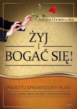 Ebook Żyj i bogać się - dla niej / Justyna Chmielewska
