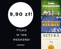 Promocje dnia - 28.04.2017: ebooki po 9,90 przez weekend!